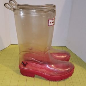 AMERICAN GIRL WELLY BOOTS